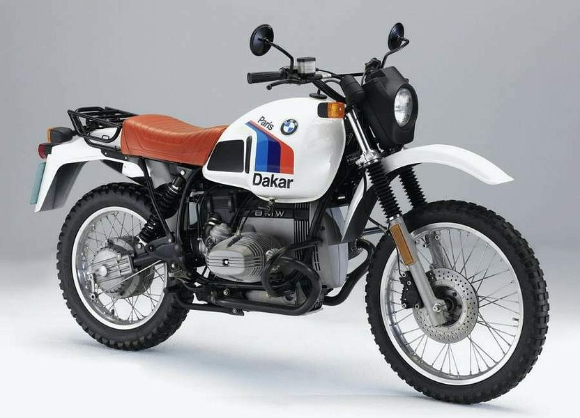 BMW R80 GS Paris Dakar (1984)