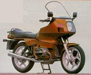 BMW R80 RT Mono (1984-85)