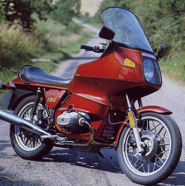 BMW R 80T (1981)