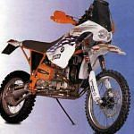 BMW R1100GS Rally (1999)