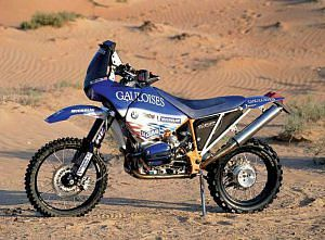 BMW R900RR Dakar Rally (2000)