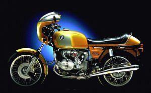 BMW R90S (1973-76)