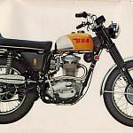 BSA Victor Special (1968-71)