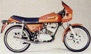 Benelli 125 Sport (1981)