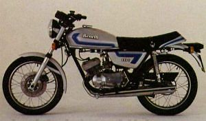 Benelli 125 Sport (1980)
