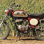 Benelli 125 BKX (1972)