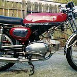 Benelli 250 Cafe Racer (1965-70)