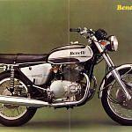 Benelli 650 Tornado (1973-76)