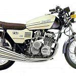 Benelli 750 Sei (1976-78)