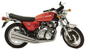 Benelli 750 Sei (1974-75)