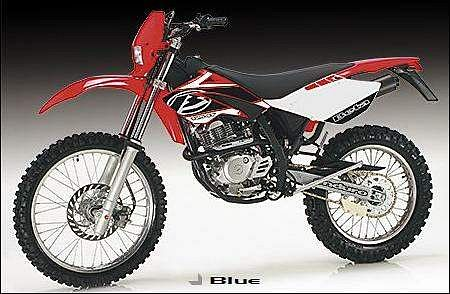 Beta RR125 (2007-08)
