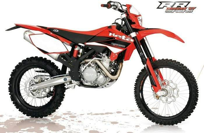 Beta RR 400 Enduro (2009-10)