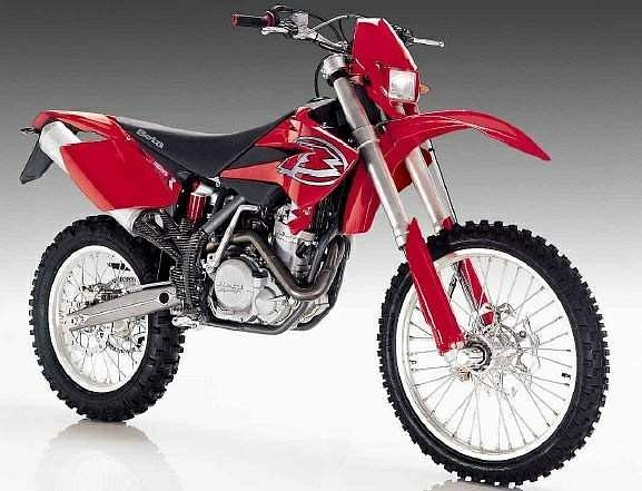 Beta RR 400 Enduro (2005-06)