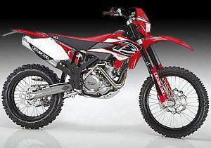 Beta RR 450 Enduro (2007-08)