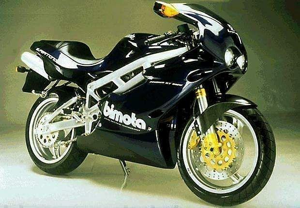Bimota BB1 Biposta (1995)