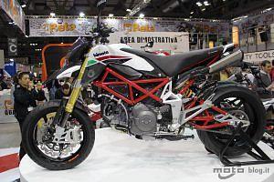 Bimota BBX 300 Concept (2012)