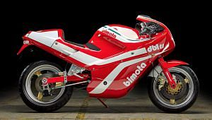 Bimota DB1SR          (1987 (production153))