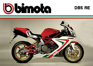 Bimota DB5RE (2012-13)