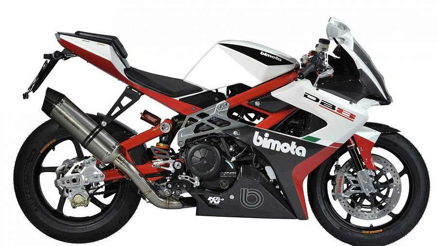 Bimota DB8 Italia (2013)