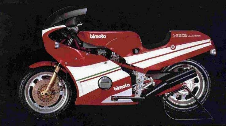 Bimota HB3-S (1983-85)