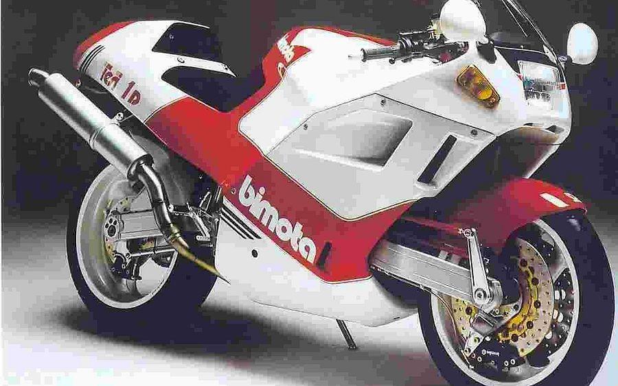 Bimota Tesi ID 851 (1990-1991)