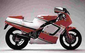 Bimota YB5 (1987-1988)