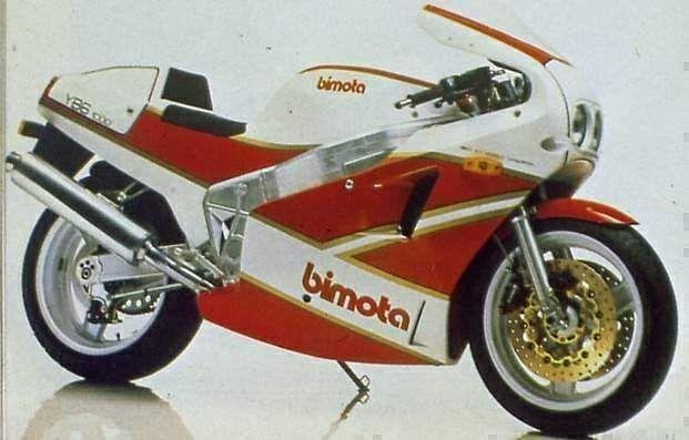 Bimota YB6 (1988)