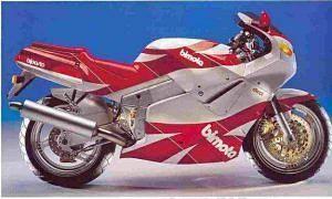 Bimota YB10 Dieci Biposto (1992-1993)