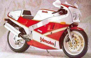 Bimota YB6 EXUP (1989)