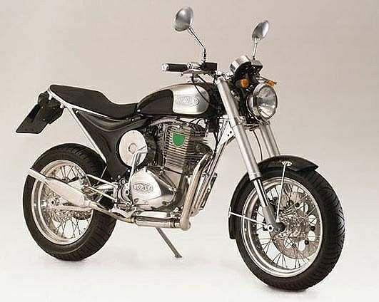 Borile C 500CR (1999)