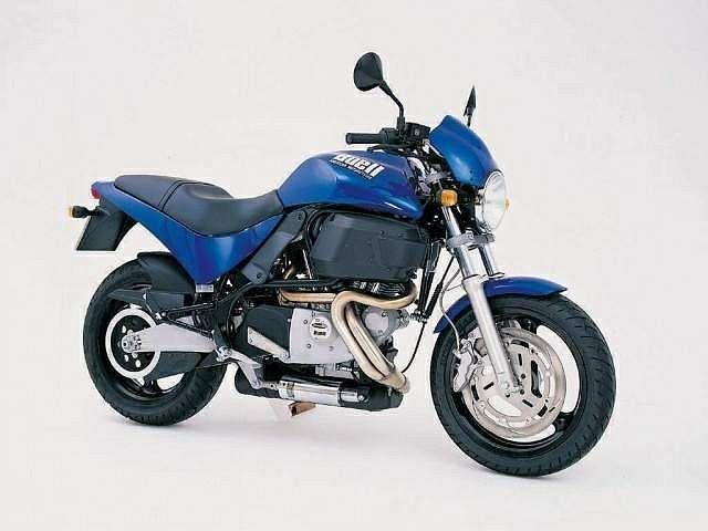 Buell M2 Cyclone MK2 (2000)