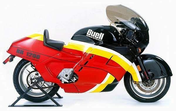 Buell RR 1200 Battlewin (1988)