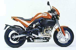 Buell S1 Lightning (1996)
