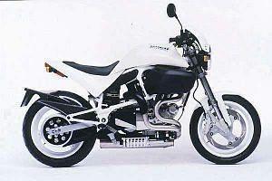 Buell S1 White Lightning (1998)