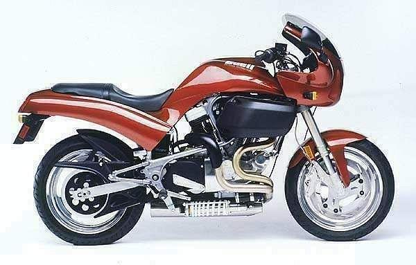 Buell S2 Thunderbolt (1994)