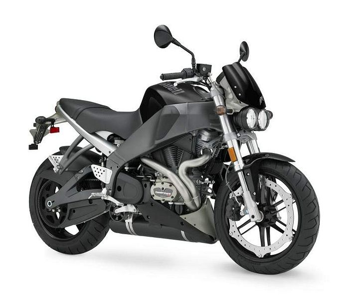 Buell XB12SS Lighting Long (2008-09)