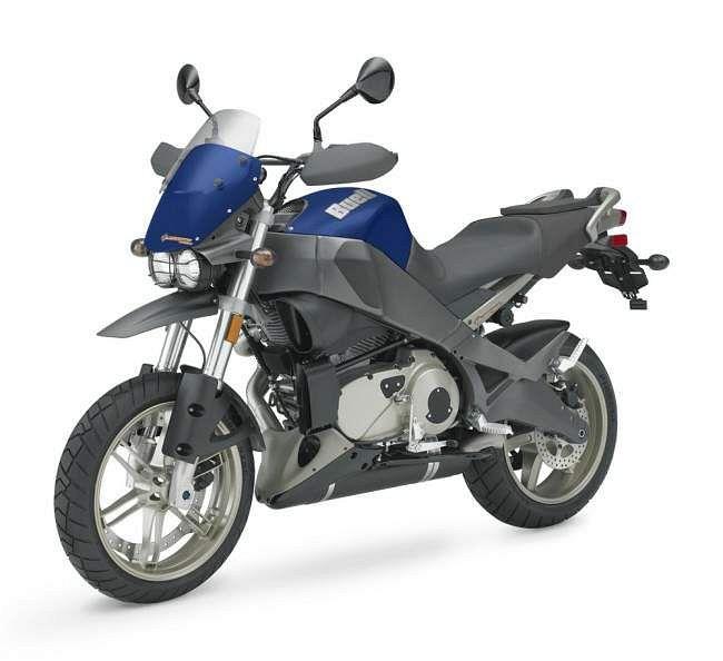Buell XB12X Ulysses Adventure Sportbike (2008-09)