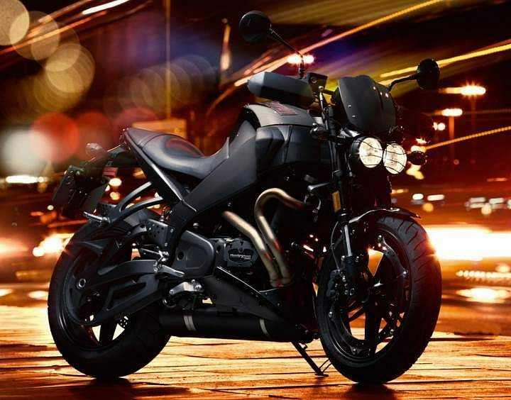 Buell XR9SX Lightning CityX Black (2009-10)