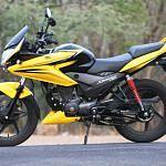 Honda CBF125 (2015-16)