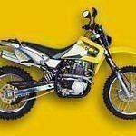 CCM 604 DS Dual Sport (2000)