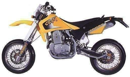 CCM 604E Supermoto (2000)