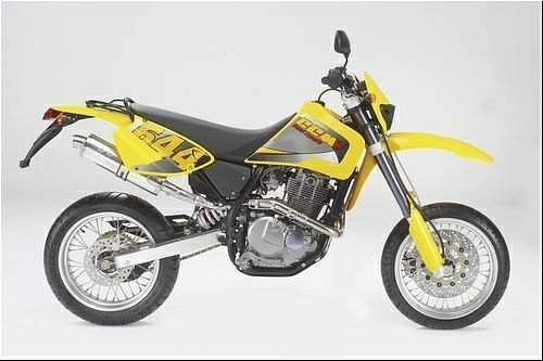 CCM 644 Supermotard (2002-08)