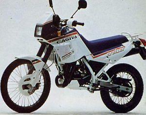 Cagiva Cruiser 125 (1987)