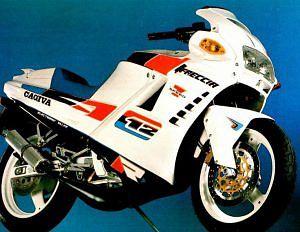 Cagiva Freccia 125 C12R (1990)