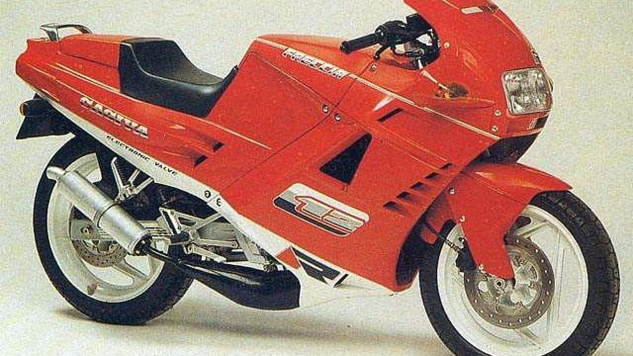 Cagiva 125 Freccia C12 R (1991) - MotorcycleSpecifications com