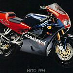 Cagiva Mito 125 II Evoluziono Limited Edition (1994)