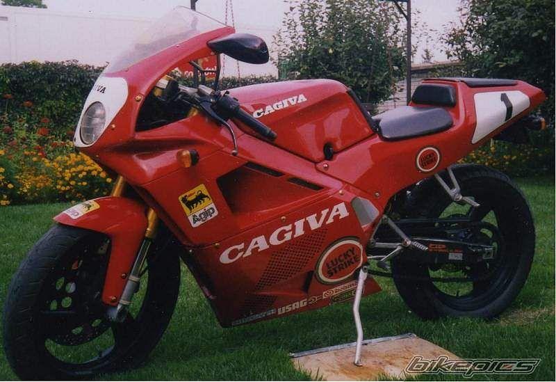 Cagiva Mito 125 II Replica (1993)