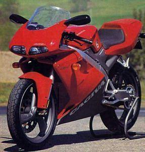 Cagiva Mito 125 2 (1996)