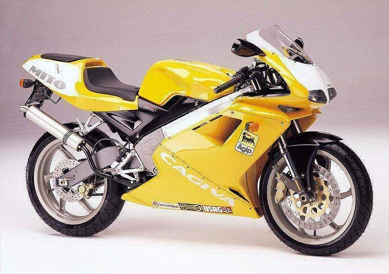 Cagiva 125 Mito (1999-00)
