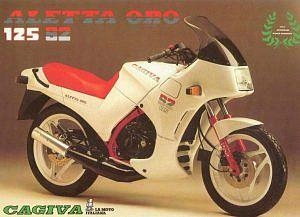 Cagiva Aletta Oro S2 125 (1986)
